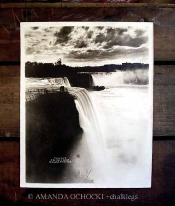 TWILIGHT at Niagara Falls by Fred Noma