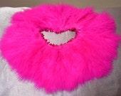 Fabulous Fuschia Pink  marabou feathers , bulk, lot, wholesale, hair extension, pink feather