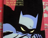 1988 Batman Year One by Frank Miller DC Graphic Novel