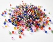 Delica glass silver-lined Seed Beads