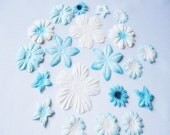 Die Cut Flowers