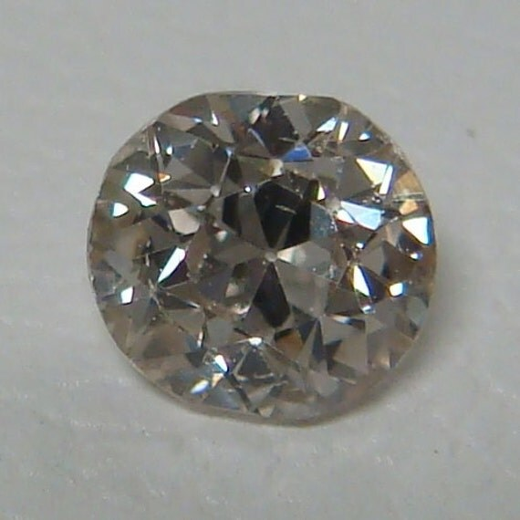 Reserved For Alice Loose 20ct Old European Cut Diamond