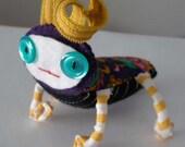 Handmade Bug: Jared