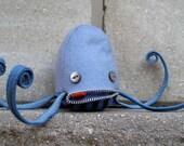 Handmade Octopus: Willy