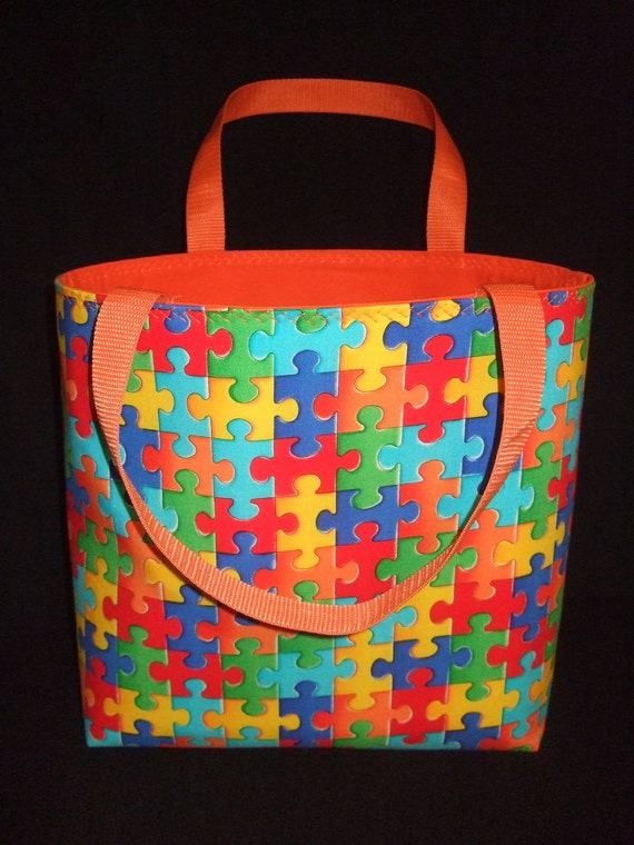 Autism tote for Angie