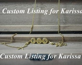 Custom Listing for Karissa only