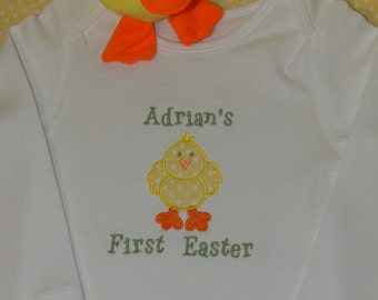 Duck Shirt / Personalized / Easter