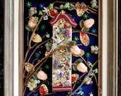 Jewelry Birdhouse
