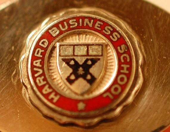 Vintage Cufflinks - Harvard Business School