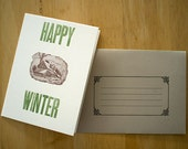 Happy Winter Holiday Cards