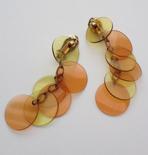 1960s Go Go Earrings