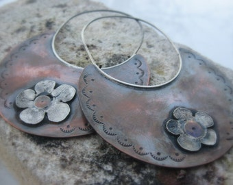 Invoking the Ancient Ones, Flowers of Spring Copper Discs