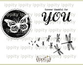 Thankful for You Stamp Set
