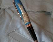 Statue of Liberty Pen, Copper, Wall Street Pen (SALE)