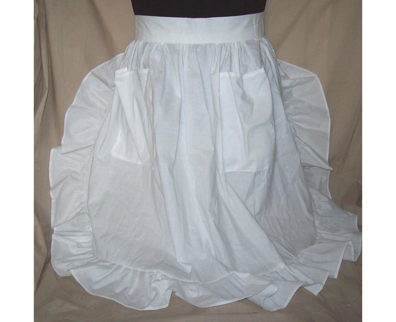 White apron malta -  Zoom