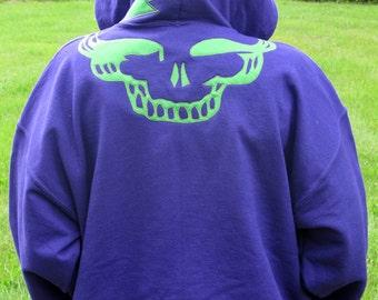 """grateful dead SYF """"in-cog"""" hoodie"""