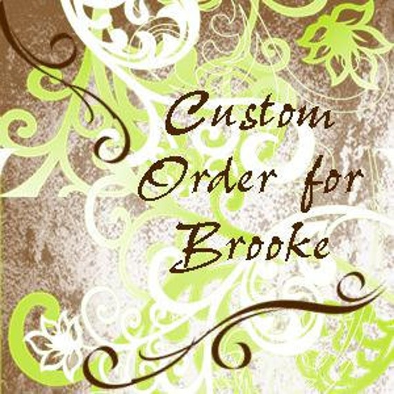 Custom Order for Brooke - Fishing Pole Frame - Metal Silver - For 4 Frames