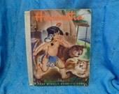 Hiawatha  by Marion Gridley Rand McNally Elf Book 1950 Longfellow