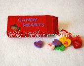 Candy Hearts Box
