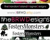 Custom etsy banner by tBRWD