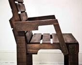 Pallet Captain's Chair