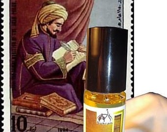 ARABIAN WOOD (For Men) Exotic Perfume Oil Attar 6ml - Oriental mix of timlessly classic masculine notes