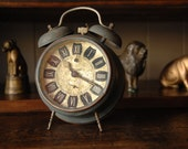"German ""Jerger"" Alarm Clock - Wind Up"