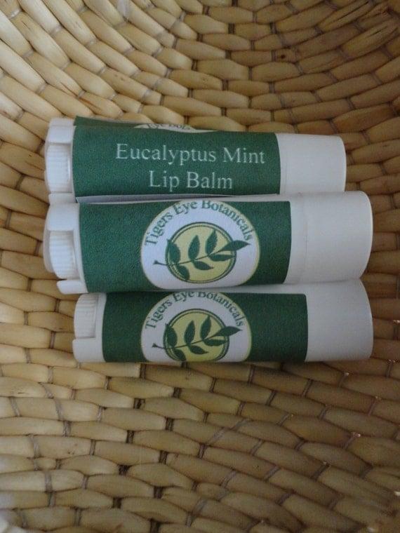 Eucalyptus Mint Lip Balm