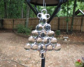 Glass Nugget Tree, Clear