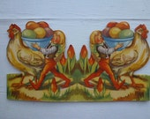 RESERVED / SOLD Vintage Swedish Easter decoration
