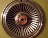 Vintage Buick Wildcat Hubcap or Wall Art