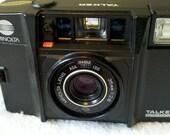 Vintage Minolta Talker Camera - Circa 1970s