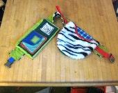 Zebra Utility Belt