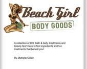 DIY recipes at Home Bath, Beauty and Body treatments eBook