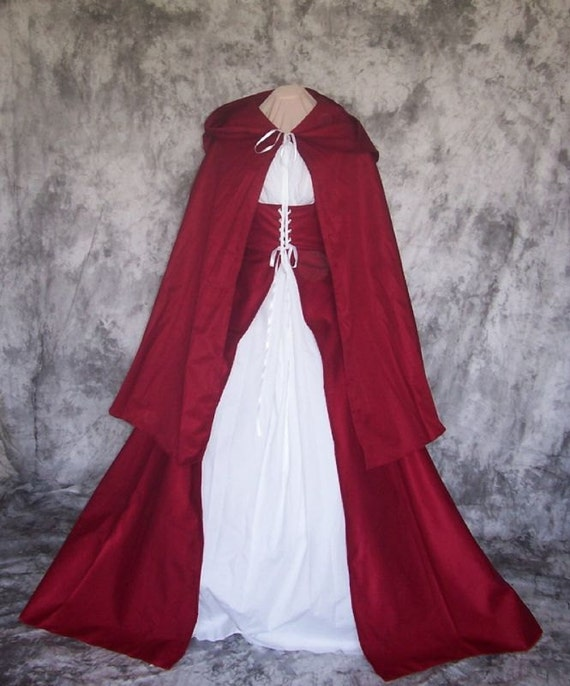 Little Red Riding Hood Adult Costume - Complete set
