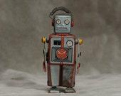 1950's Metal Robot