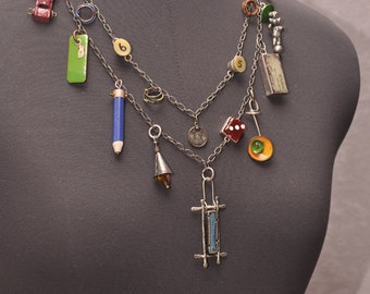 Handmade Charm Necklace