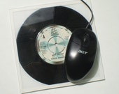 Mousepad, Vinyl Record, Stevie Wonder - Happy Birthday