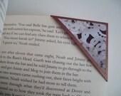 Doily Corner Page Bookmark