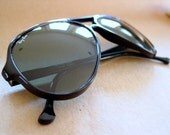 1980s Ray-Ban CATS aviator sunglasses