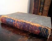 Antique Vintage German Bible Study Book 1894