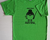 Darth Tator Inspired By Mr. Potato Head and Star Wars Geek Tshirt Size Small Medium Large XLarge Color Lime Green