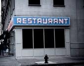 Seinfeld photo, the Seinfeld diner, New York City Monk's / Tom's Restaurant, Seinfeld decor