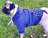 Vichy hoodie