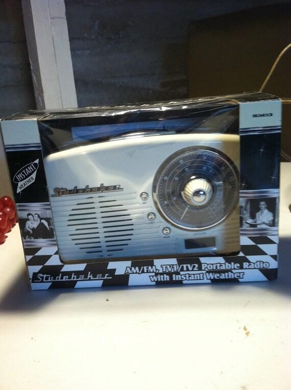 Studebaker Radio