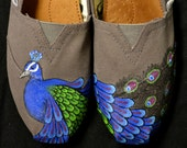 Custom hand painted TOMS shoes (FREE shipping) AND for Christmas please order before November 25th
