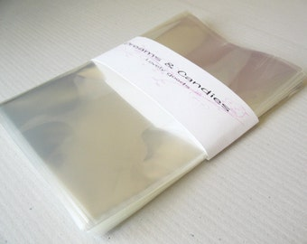 150- 4 x 6 Clear Cello Bags