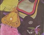 PDF Sewing file Pattern -  Handy Bags 201287 Vintage