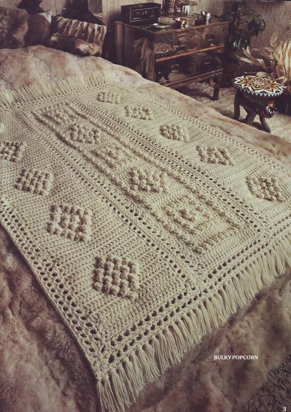PDF Crochet Pattern pdf file Bulky Popcorn by ...
