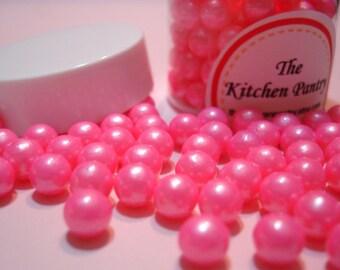 Sprinkles Candy  Sugar Pearls  Beads  Jimmies 2 ozs Jar